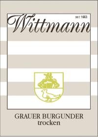 Grauer Burgunder trocken 2016