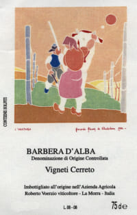 Barbera Cerreto