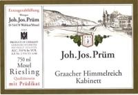 Graacher Himmelreich Riesling Kabinett (fruchtsüß)