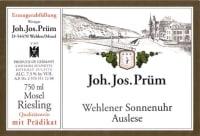 Graacher Himmelreich Riesling Auslese Goldkapsel (fruchtsüß) 2010