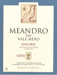 Meandro Douro Red 2010