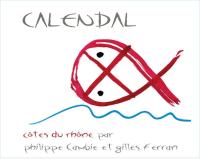 Cotes du Rhone Calendal Plan de Dieu 2014