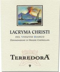 Lacryma Christi del Vesuvio bianco 2013