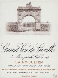 Chateau Leoville Las Cases 2eme Cru