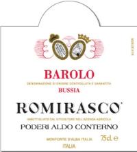 Barolo Romirasco