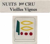 Nuits Saint Georges 1er Cru Vieilles Vignes 2013