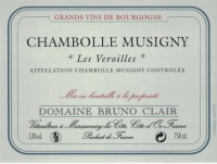 Chambolle Musigny Les Veroilles
