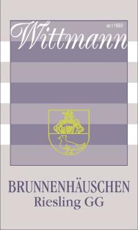 Westhofen Brunnenhäuschen Riesling Großes Gewächs 2015