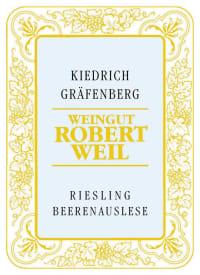 Kiedricher Gräfenberg Riesling Beerenauslese (fruchtsüß) 2012