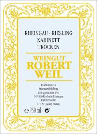Kiedricher Riesling trocken 2014
