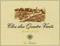 Chateau Clos des Quatre Vents 2010