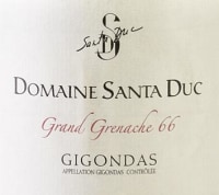 Gigondas Grande Grenache 66