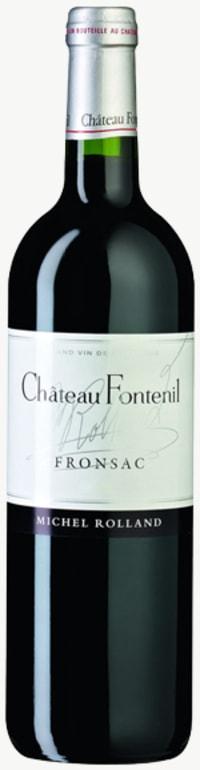 Chateau Fontenil (12 Flaschen) 2008