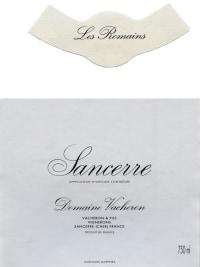 Sancerre blanc Les Romains 2012