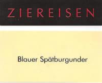 Blauer Spätburgunder 2014