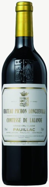 Chateau Pichon Longueville Comtesse de Lalande 2eme Cru 2011