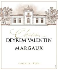 Chateau Deyrem Valentin Cru Bourgeois
