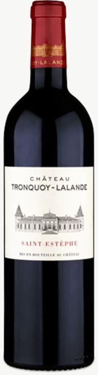 Chateau Tronquoy Lalande Cru Bourgeois 2009