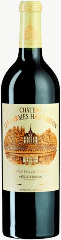 Chateau Les Carmes Haut Brion 2010