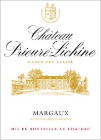 Chateau Prieure Lichine 4eme Cru 2010