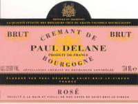 Cremant de Bourgogne Rosé Brut Paul Delane Flaschengärung