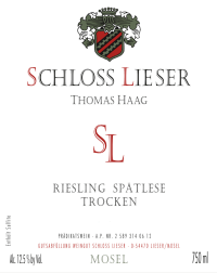Riesling SL Helden Spätlese trocken