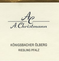 Riesling Königsbacher Ölberg trocken