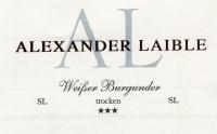Weißer Burgunder SL trocken 2014