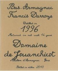 Domaine Jouanchicot Bas Armagnac