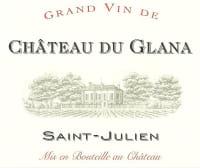 Chateau Du Glana Cru Bourgeois 2014