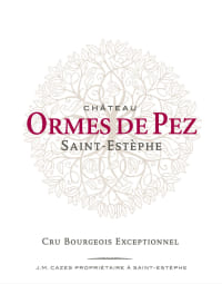 Chateau Les Ormes De Pez Cru Bourgeois 2010