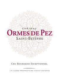 Chateau Les Ormes De Pez Cru Bourgeois