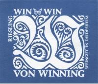 Riesling trocken Win Win