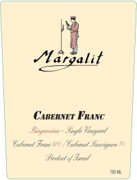 Carmel Mountain Cabernet Franc 2008