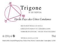 Trigone rouge