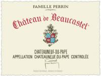 Chateauneuf du Pape Chateau de Beaucastel (aus der Chateaureserve)