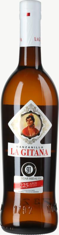Sherry Manzanilla La Gitana trocken