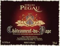 Chateauneuf du Pape Cuvee da Capo 2010