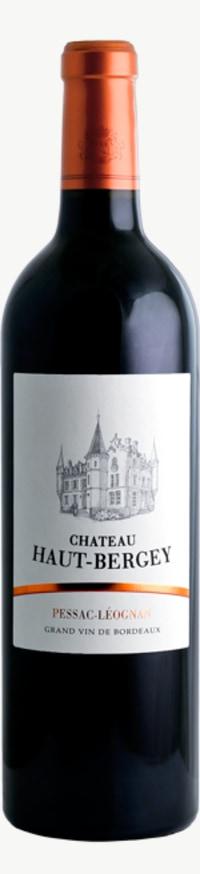 Chateau Haut Bergey Rouge Cru Classe