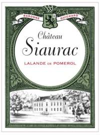 Chateau Siaurac (Lalande Pomerol) 2010