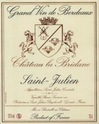 Chateau La Bridane Cru Bourgeois