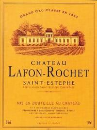 Chateau Lafon Rochet  4eme Cru 2010