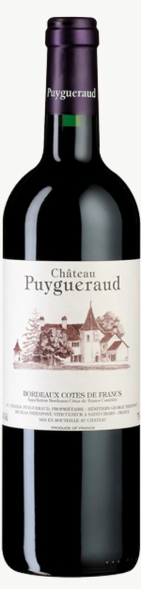 Chateau Puygueraud 2009