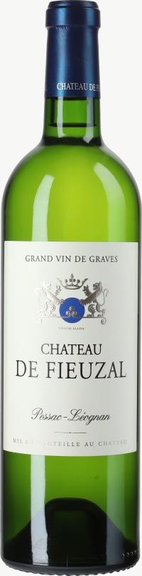 Chateau Fieuzal blanc 2015