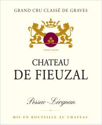Chateau Fieuzal rouge 2010