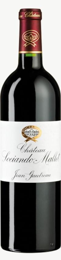Chateau Sociando Mallet Cru Bourgeois 2014