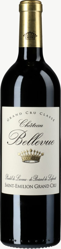 Chateau Bellevue Grand Cru Classe 2009