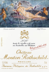 Chateau Mouton Rothschild 1er Cru