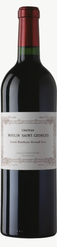 Chateau Moulin Saint Georges Grand Cru