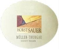Müller-Thurgau Kabinett Fürstenberg trocken 2013